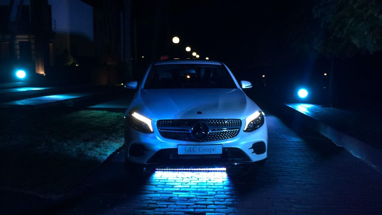 Mercedes-Benz GLC Coupe в Украине уже распродали до конца года