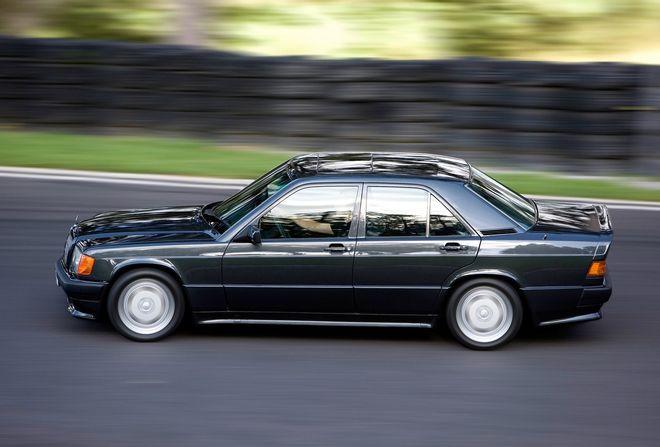 Mercedes-Benz W201 190 празднует свой 30-летний юбилей (65 фото) .