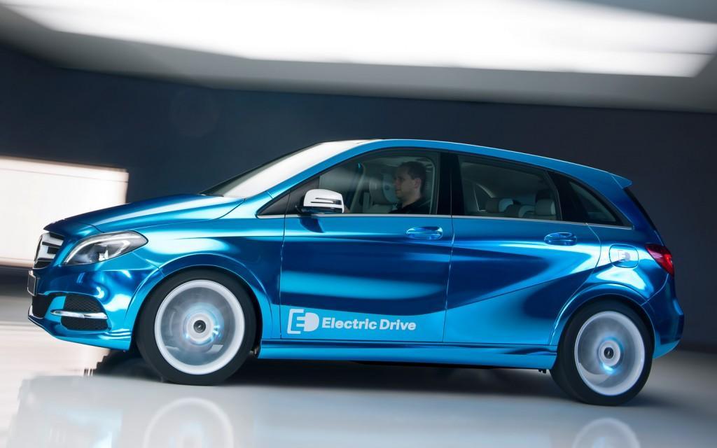 Mercedes-Benz может создать отдельный суббренд для электромобилей