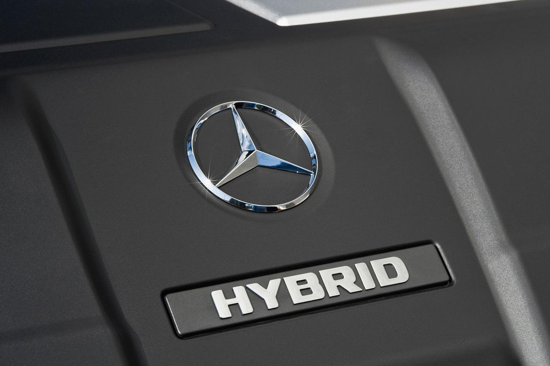Mercedes-Benz придумал название для всех гибридов