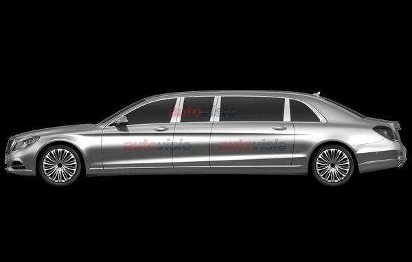 Mercedes-Benz S-Class Pull