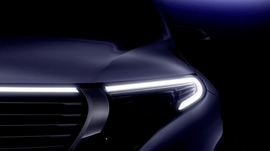 Названа дата премьеры электрического кроссовера Mercedes-Benz EQC