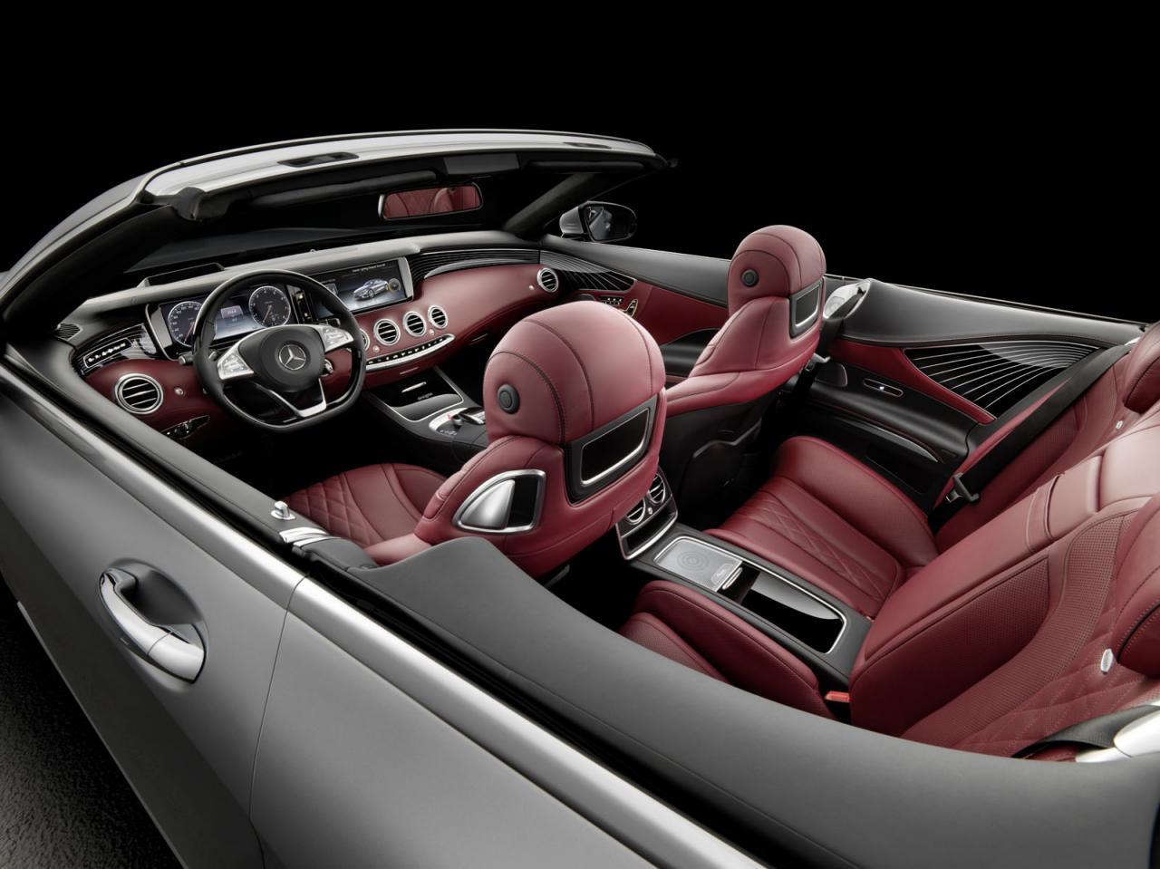 S-Class Cabrio