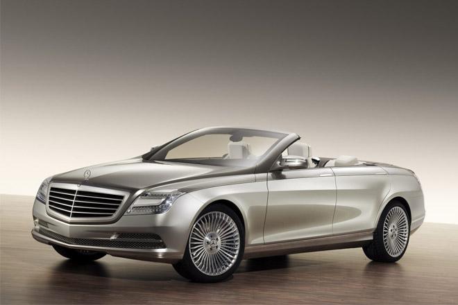 Mercedes S-Class купе-кабриолет будет влиятельным конкурентом Bentley Continental GTC (ФОТО)