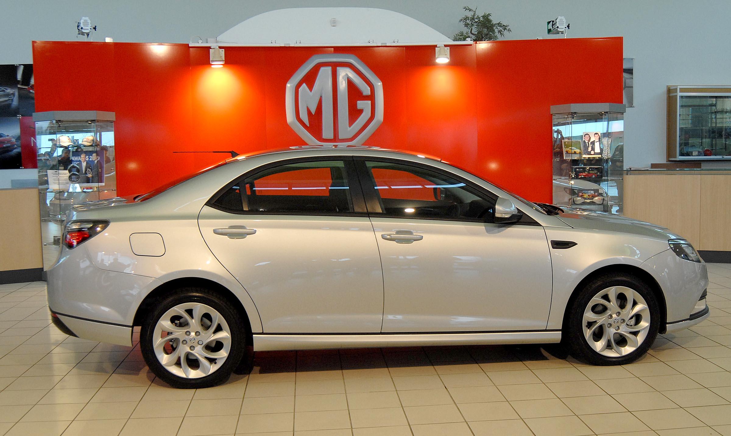 MG6 Sedan от 148 900 гривен