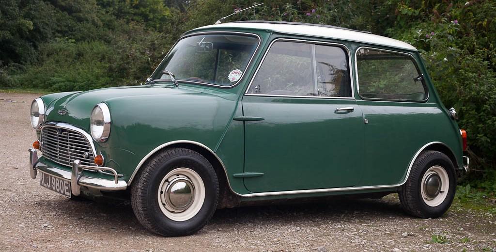 Британцы возобновят выпуск кузовов для MINI первого поколения