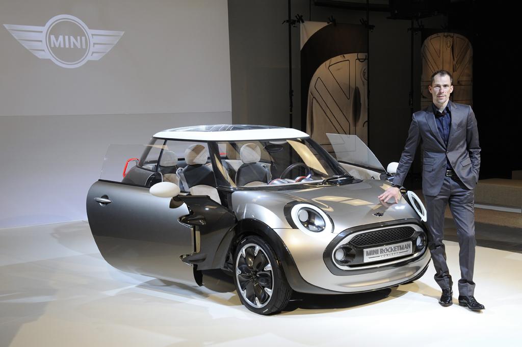 Шеф-дизайнер MINI ушёл из BMW Group