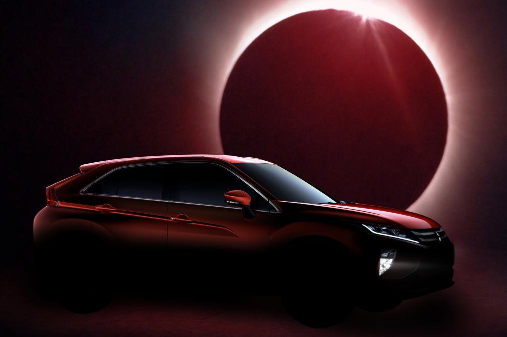 Новый кроссовер Mitsubishi получил название Eclipse Cross