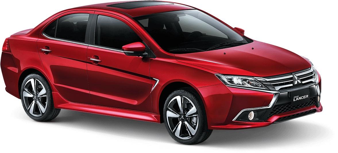 Mitsubishi представила седан Grand Lancer