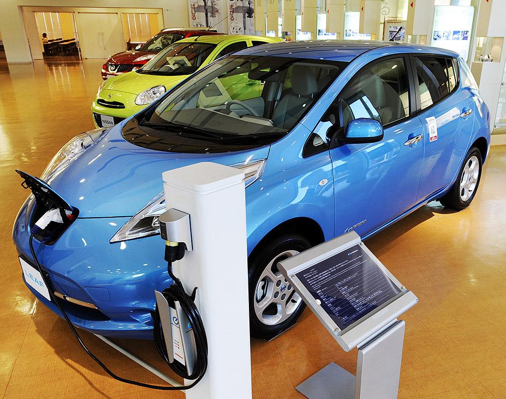 Электромобили ещё долго не завоюют авторынок