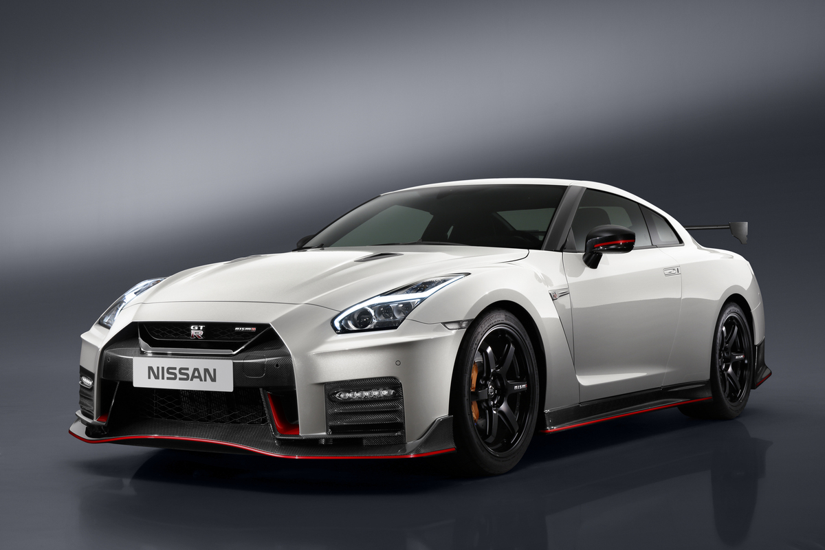 У обновлённого Nissan GT-R появилась Nismo-версия