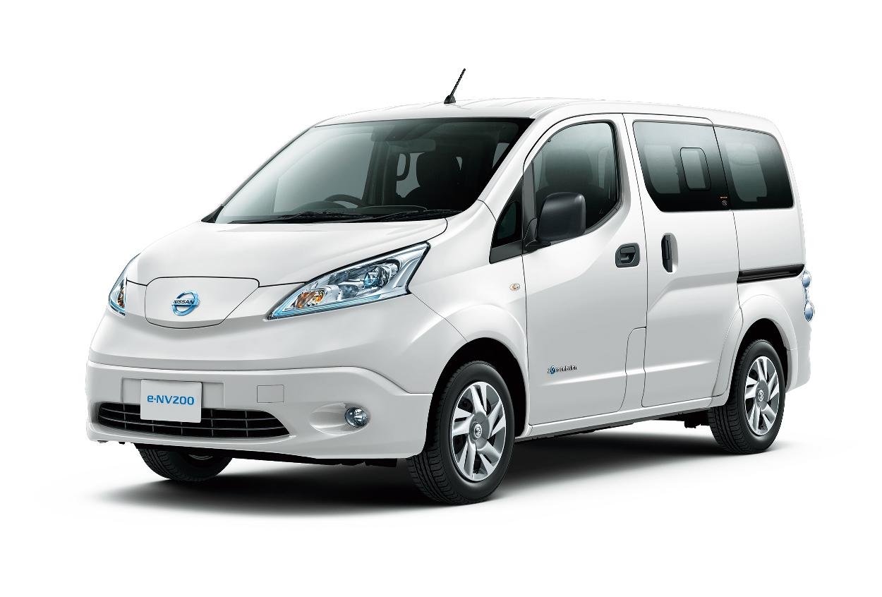 Nissan e-NV200 получил новую батарею