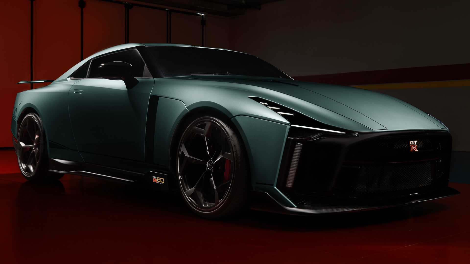 Спорткар Nissan GT-R 50 by Italdesign: онлайн-премьера