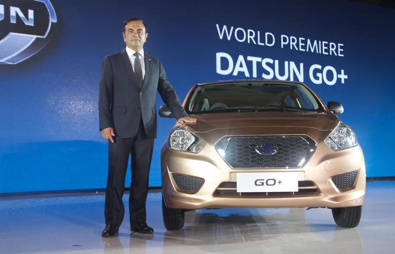 Новым «Датсаном» оказался минивэн на шасси Nissan Note