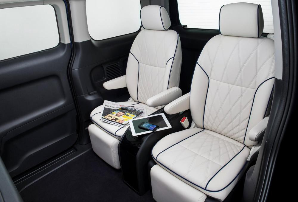 Nissan e-NV200 VIP
