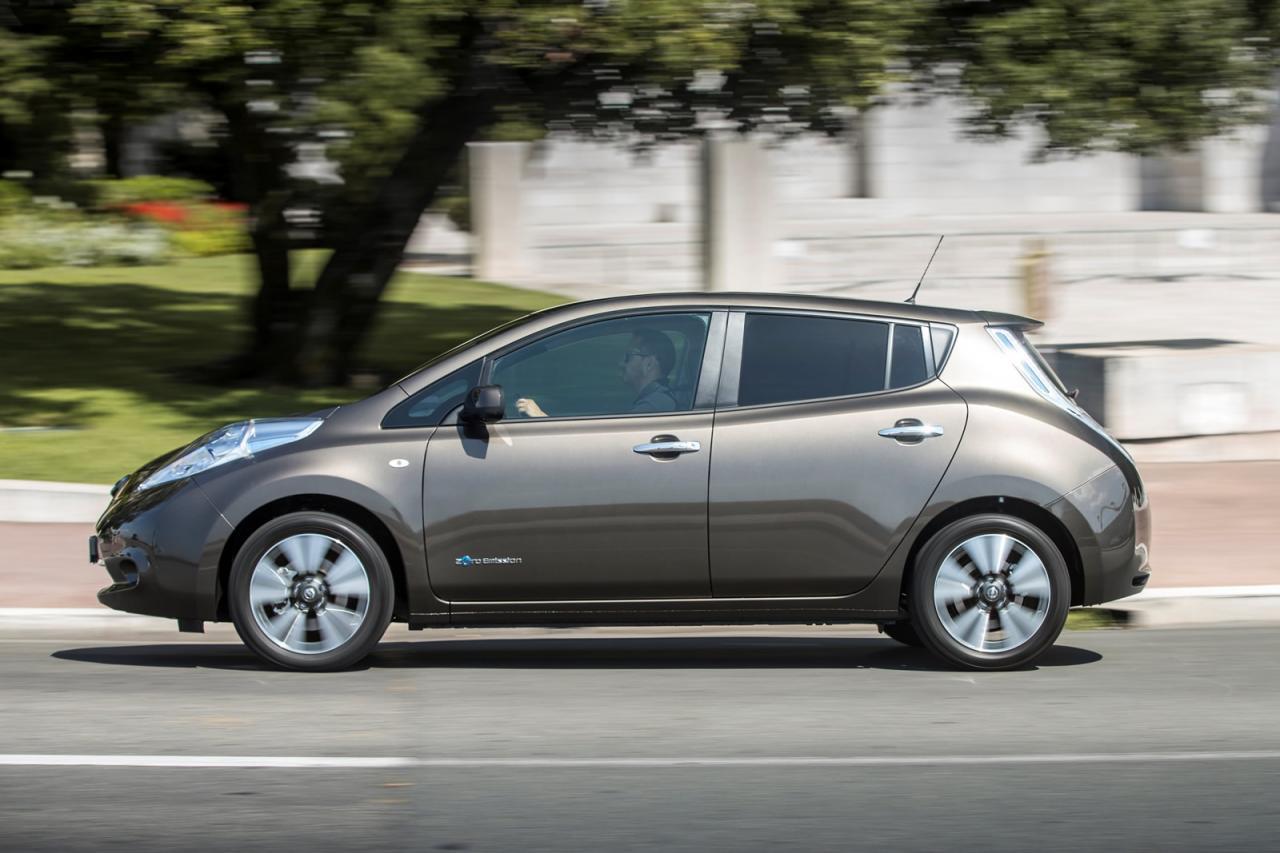В 2015 году количество электромобилей в Украине выросло на 393%