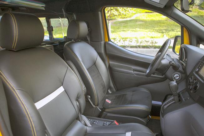 Nissan NV200 NYC