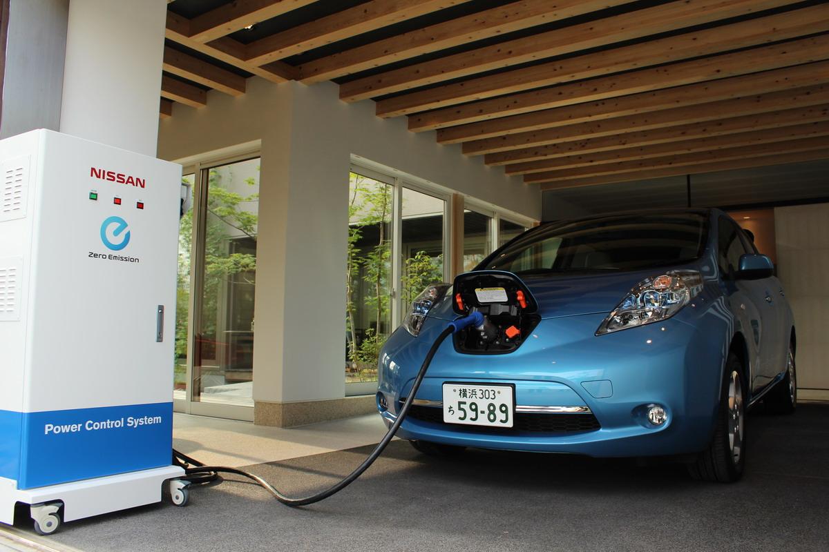 Ниссан иEnel займутся продвижением новоиспеченной технологии электрокаров