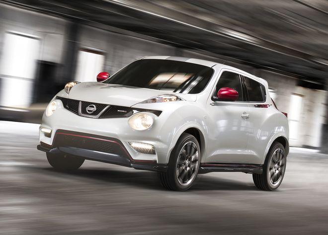 Nissan Juke Nismo в Украине — от 253 780 гривен