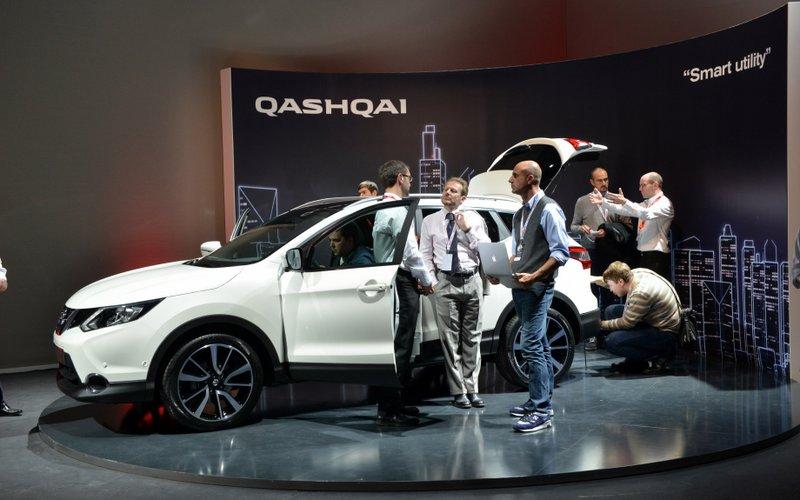 Английский прайс-лист на Nissan Qashqai 2014 модельного года открывается суммой в 17 595 фунтов (230 тысяч гривен)...