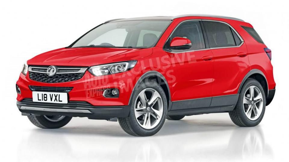 Новый кроссовер Opel отправит на пенсию модель Zafira