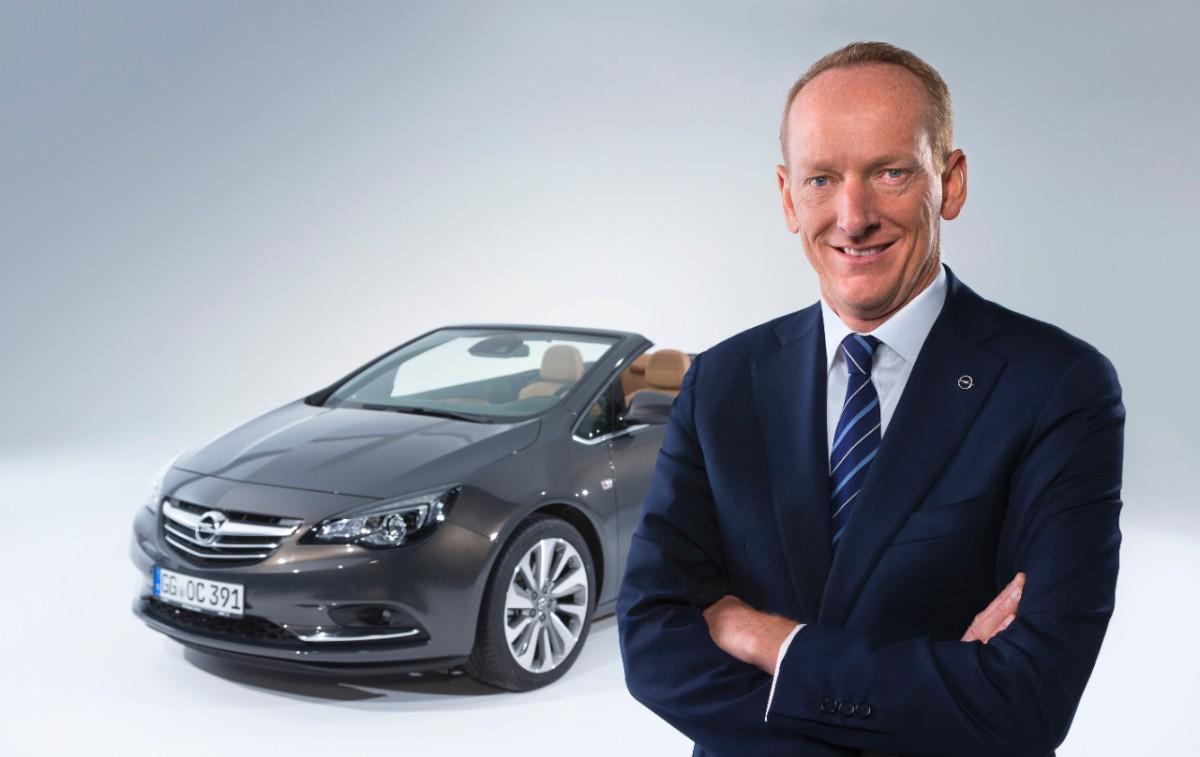 Глава Opel рассказал о будущем компании после присоединения к PSA