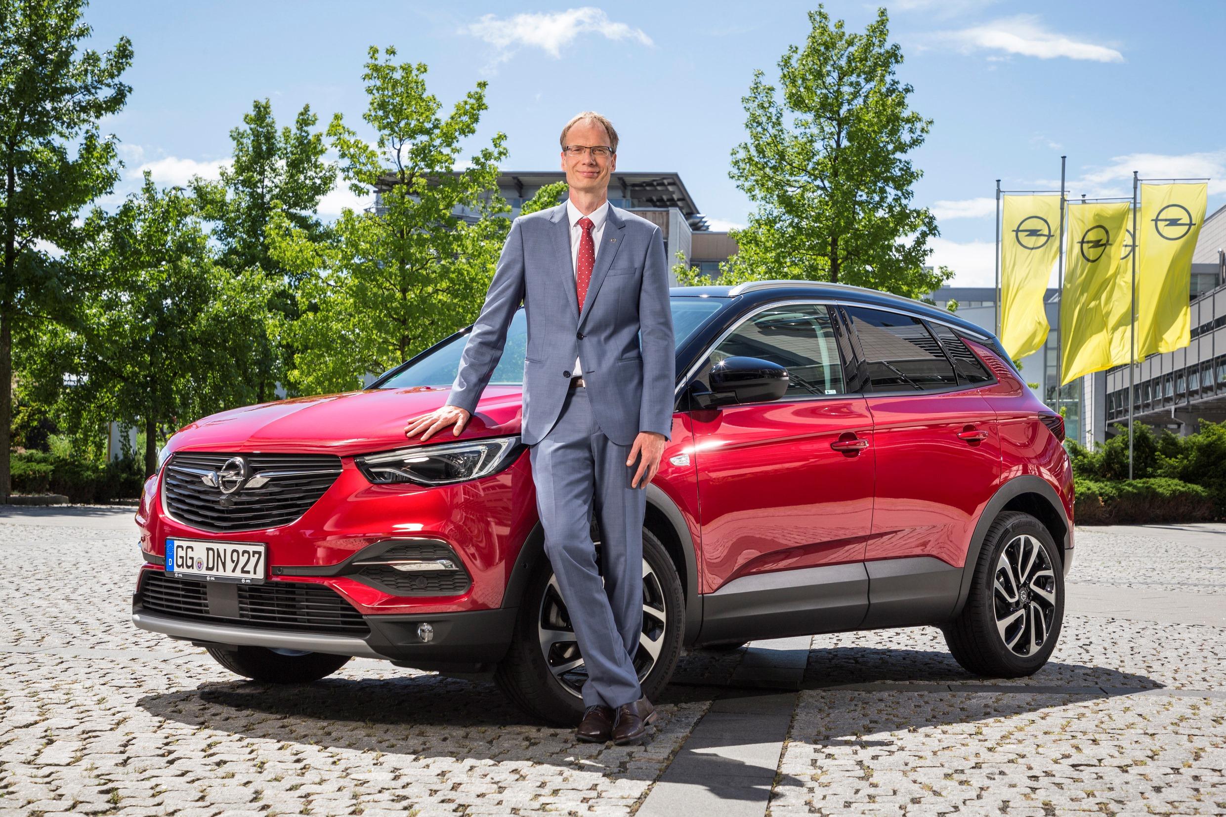Opel поделился стратегией развития модельного ряда