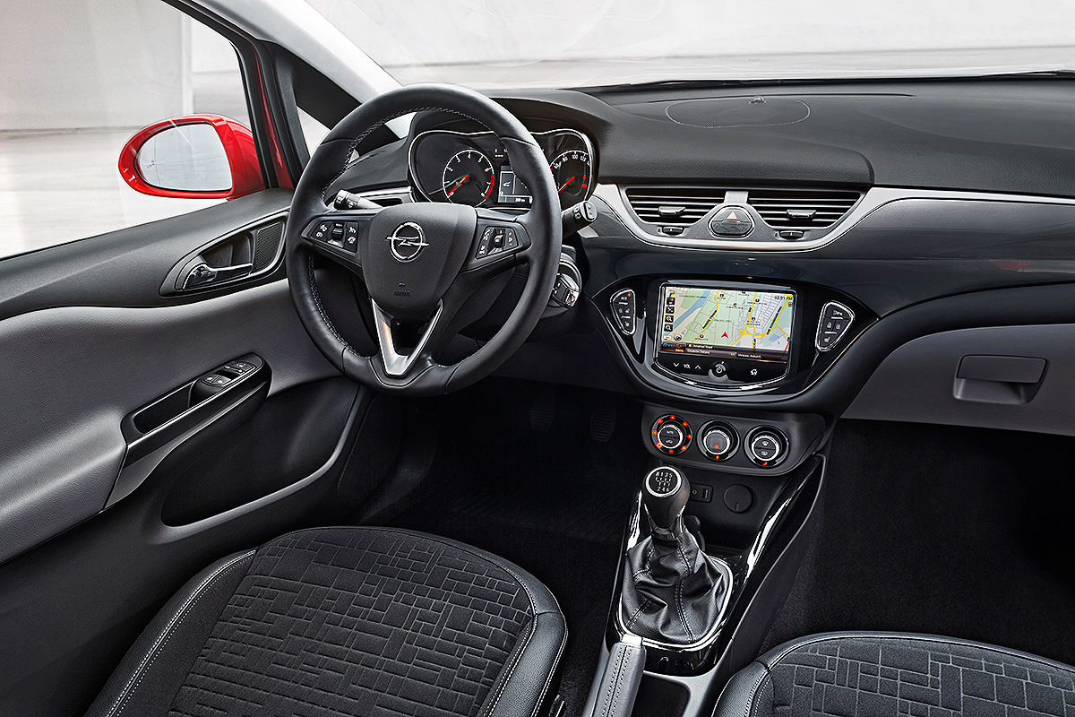 Opel Carsa E