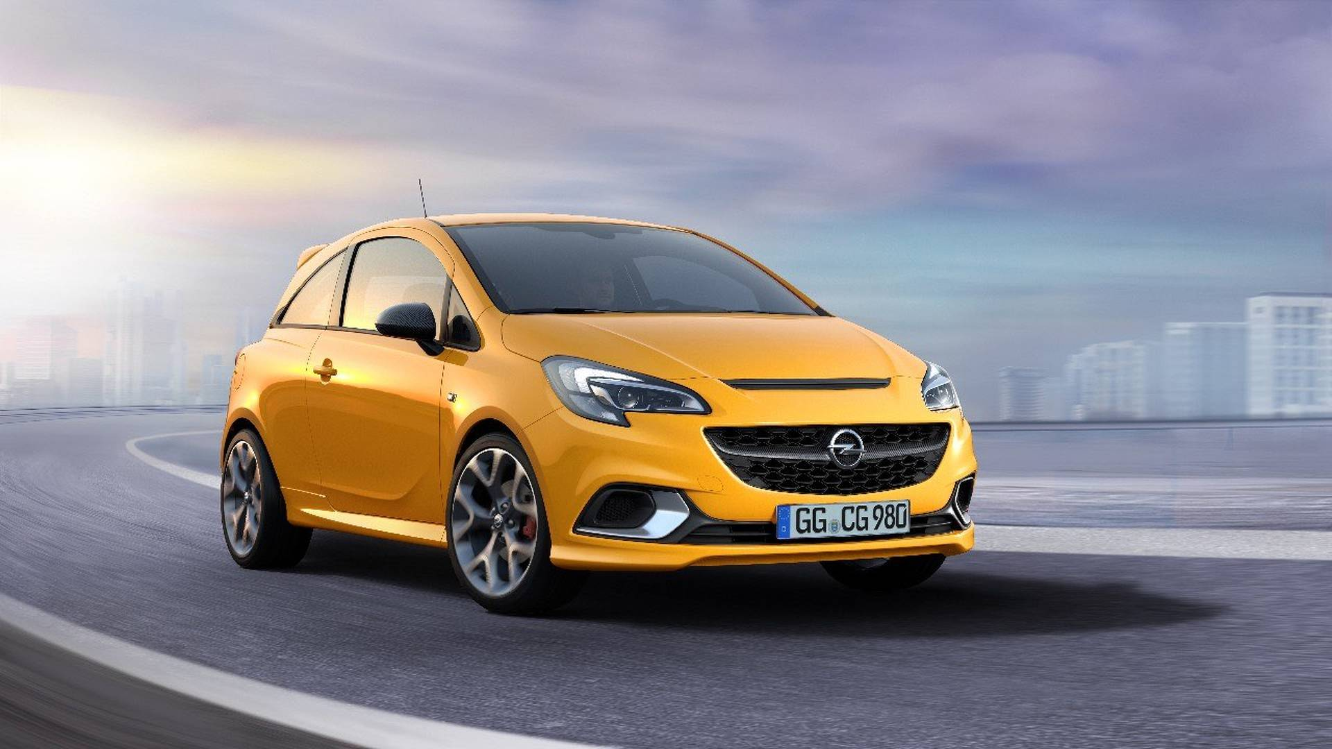 Opel возродил спортивный хэтч Corsa GSi