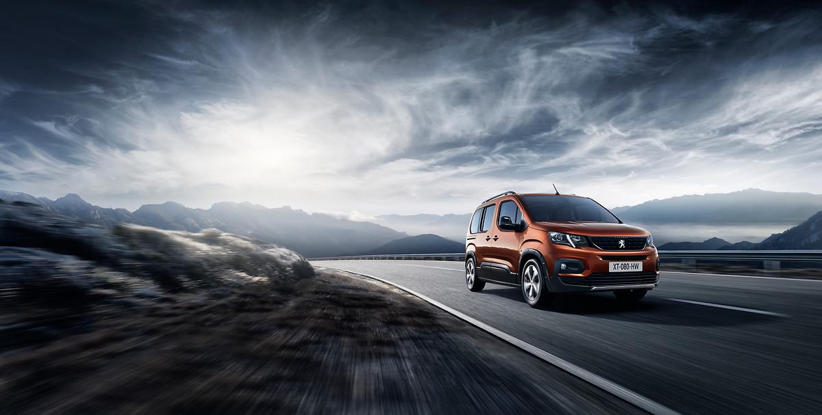 Новый Peugeot Rifter стал заменой Partner