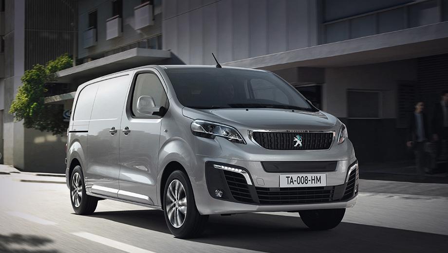 Peugeot е-Expert: электрофургон следующего поколения