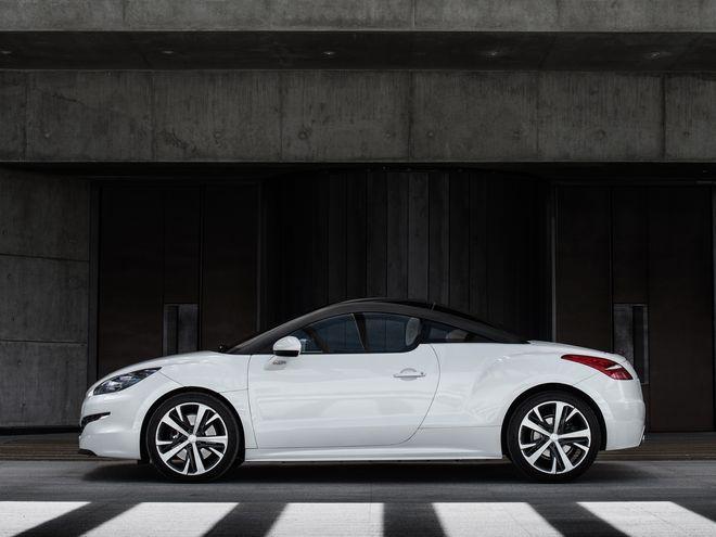 Peugeot RCZ — экстерьер, фото 4