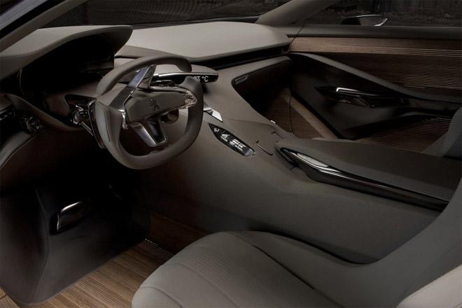 Peugeot HX1 фото