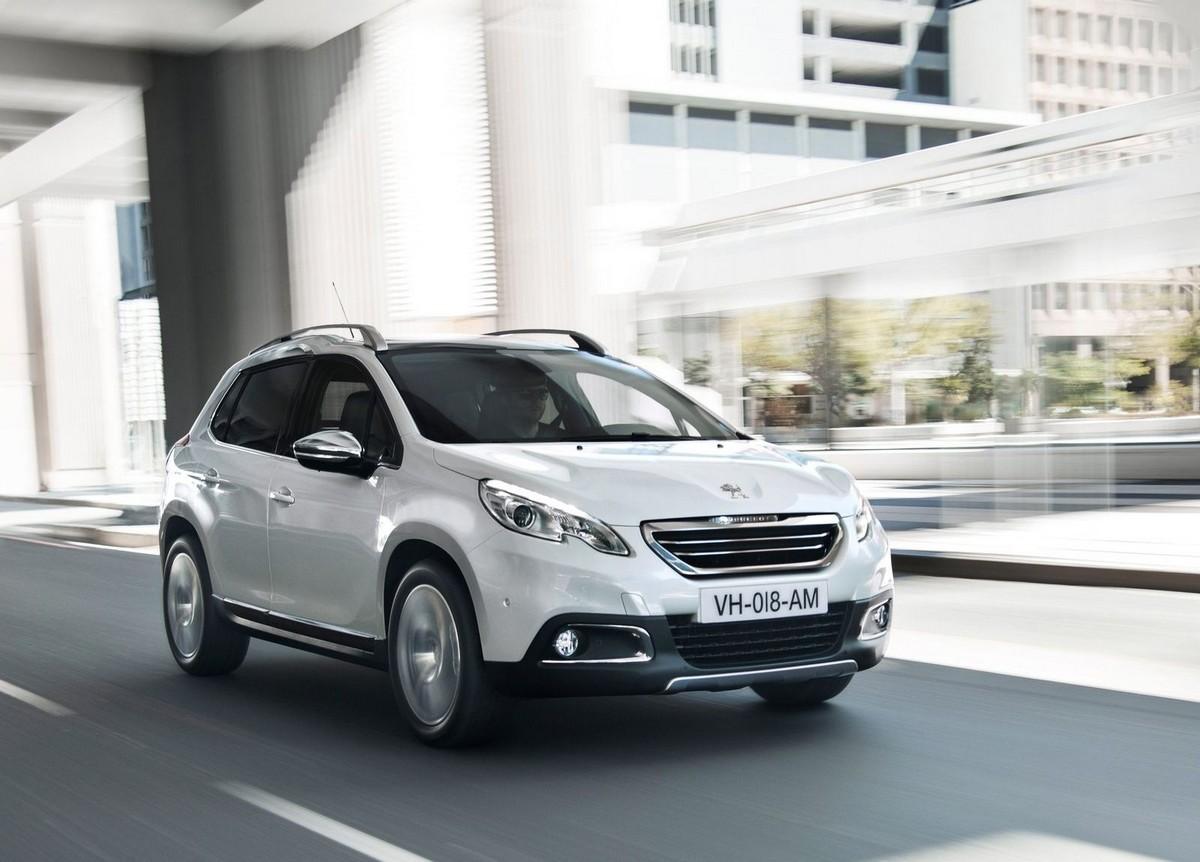 Французы рассказали об обновлении Peugeot 2008