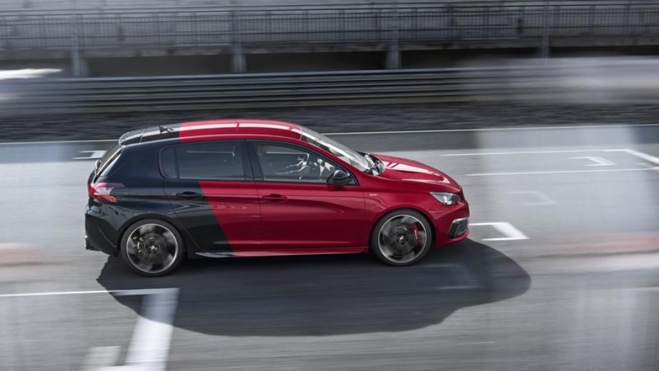 Peugeot приостанавливает производство «заряженного» хэтчбека 308 GTi