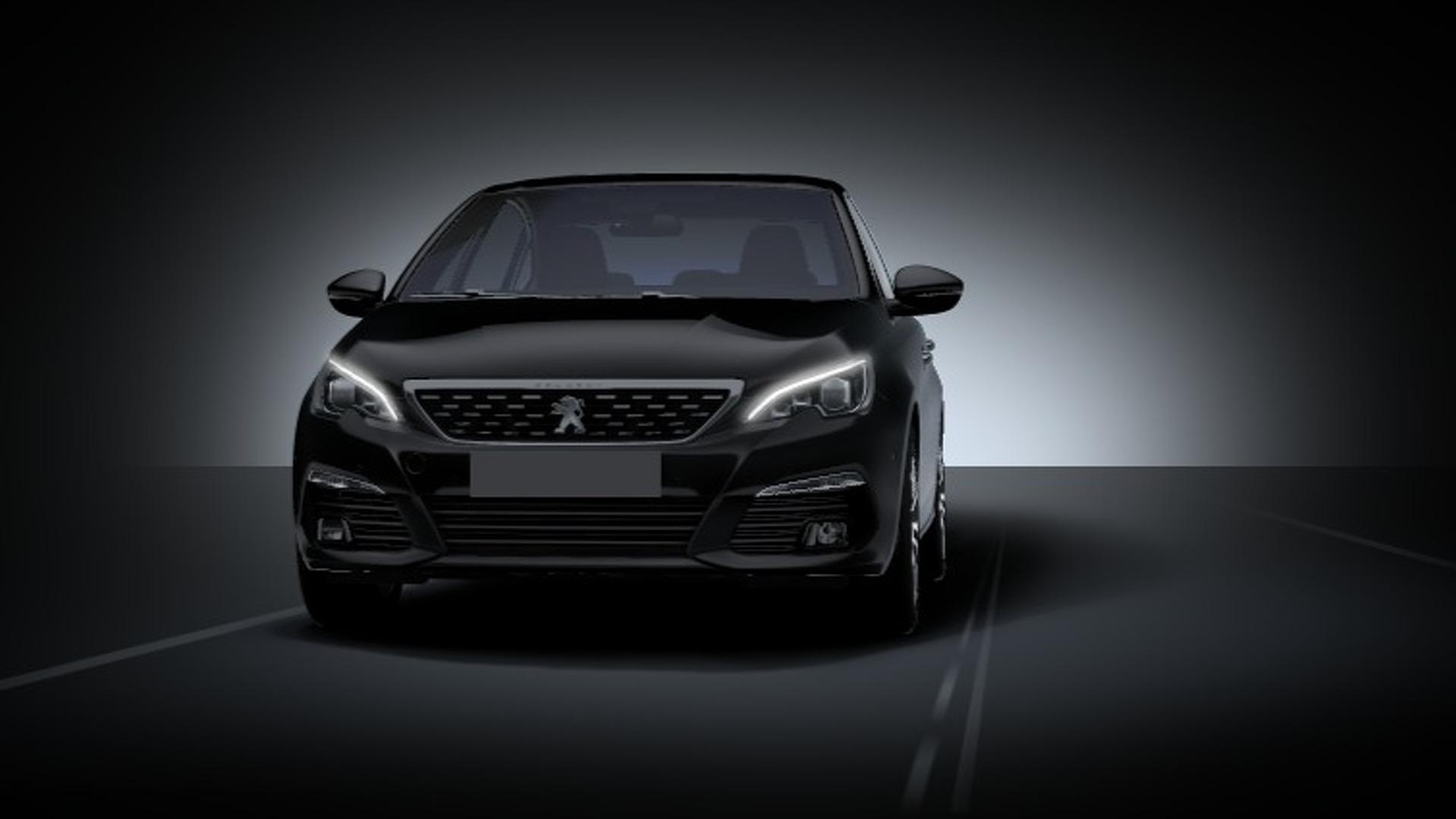 Обновленный Peugeot 308 показался раньше срока