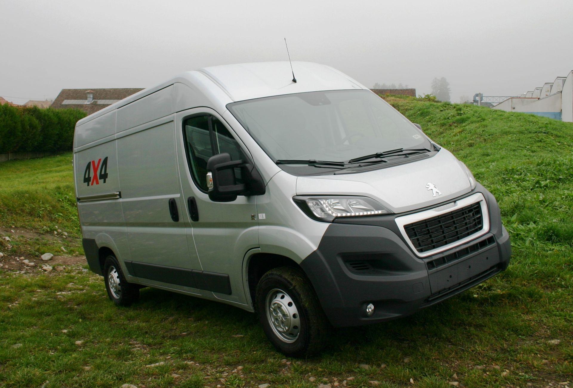 Автомобили Peugeot теперь доступны в исполнении 4x4 от Dangel
