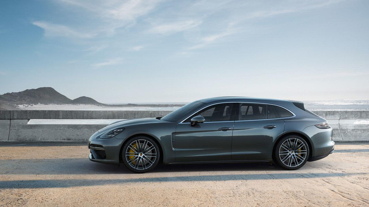 Porsche Panamera второго поколения: теперь и универсал