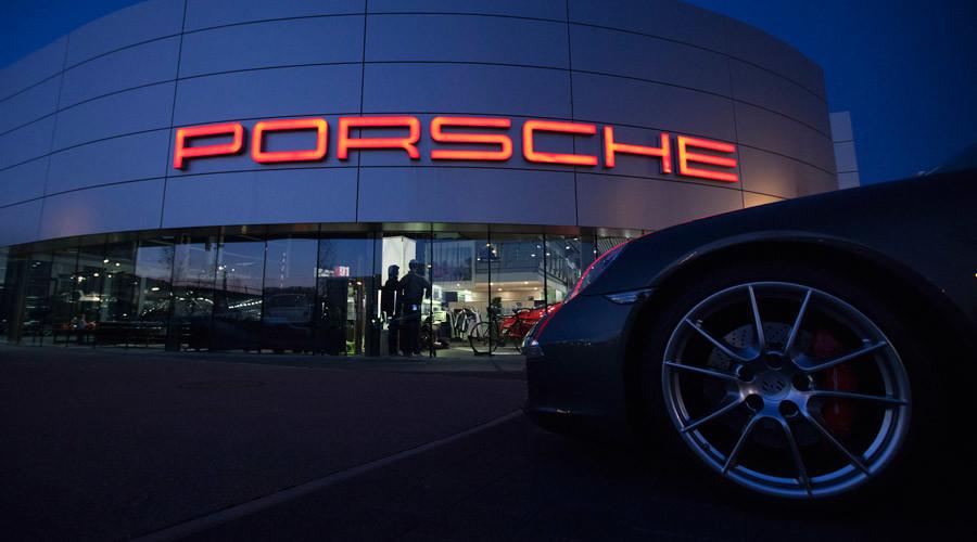 Porsche попала в дизельный скандал