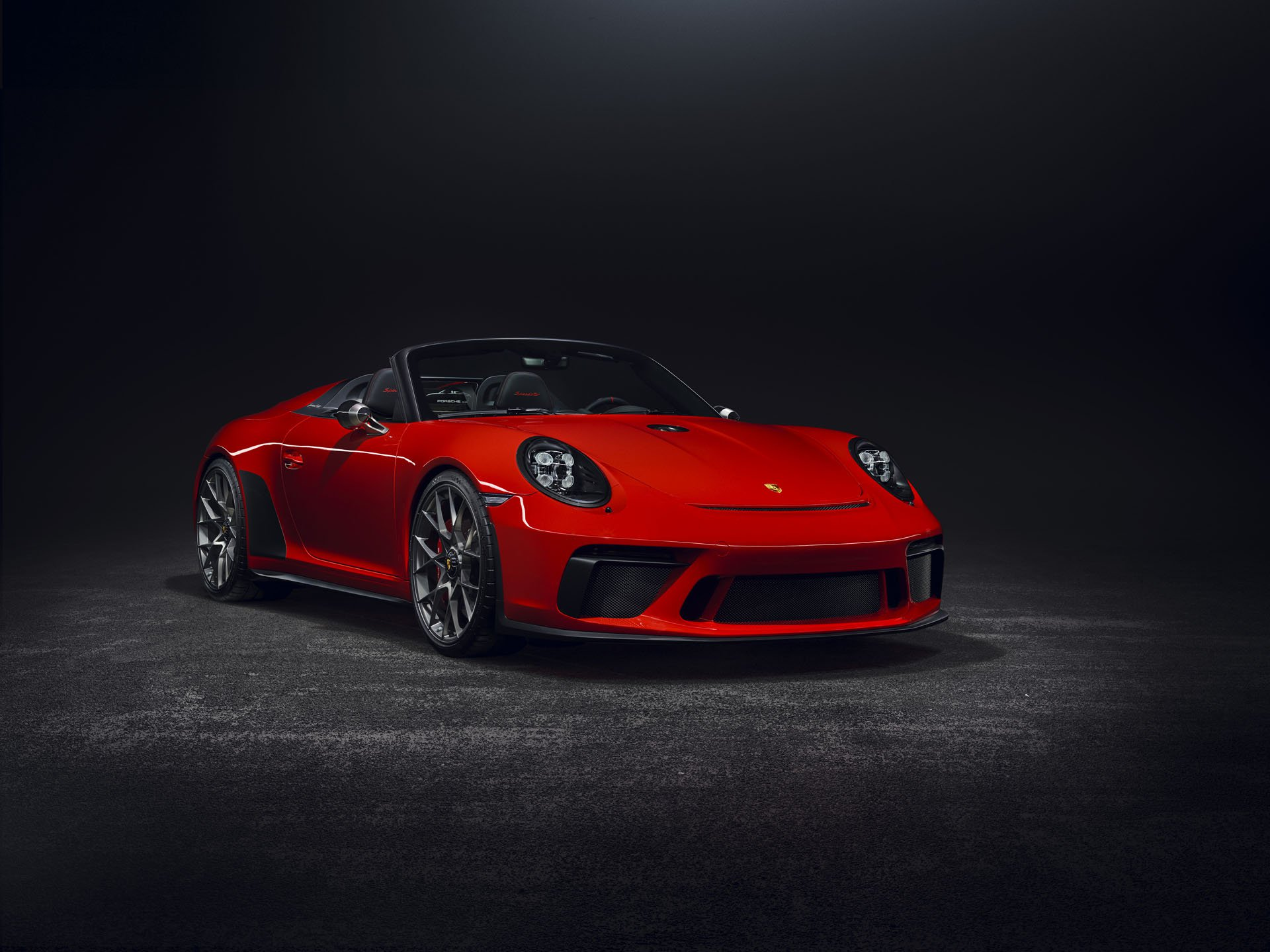 Париж 2018: Porsche запустит в серию обновленный 911 Speedster