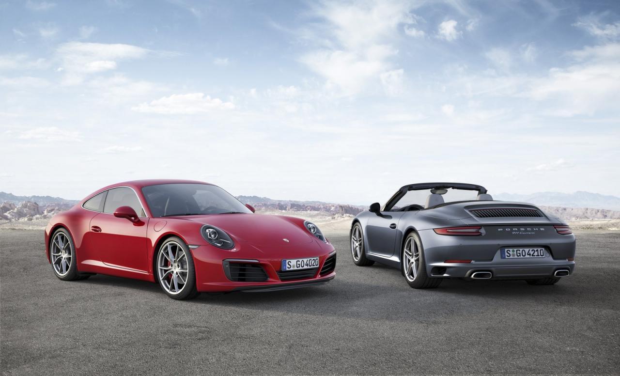 У Porsche 911 Carrera наступила эра турбин