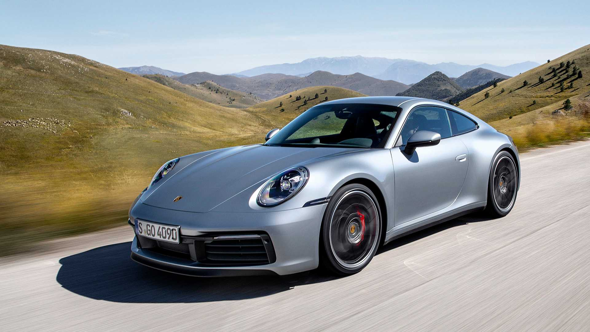 Porsche 911 Carrera: теперь только турбомоторы