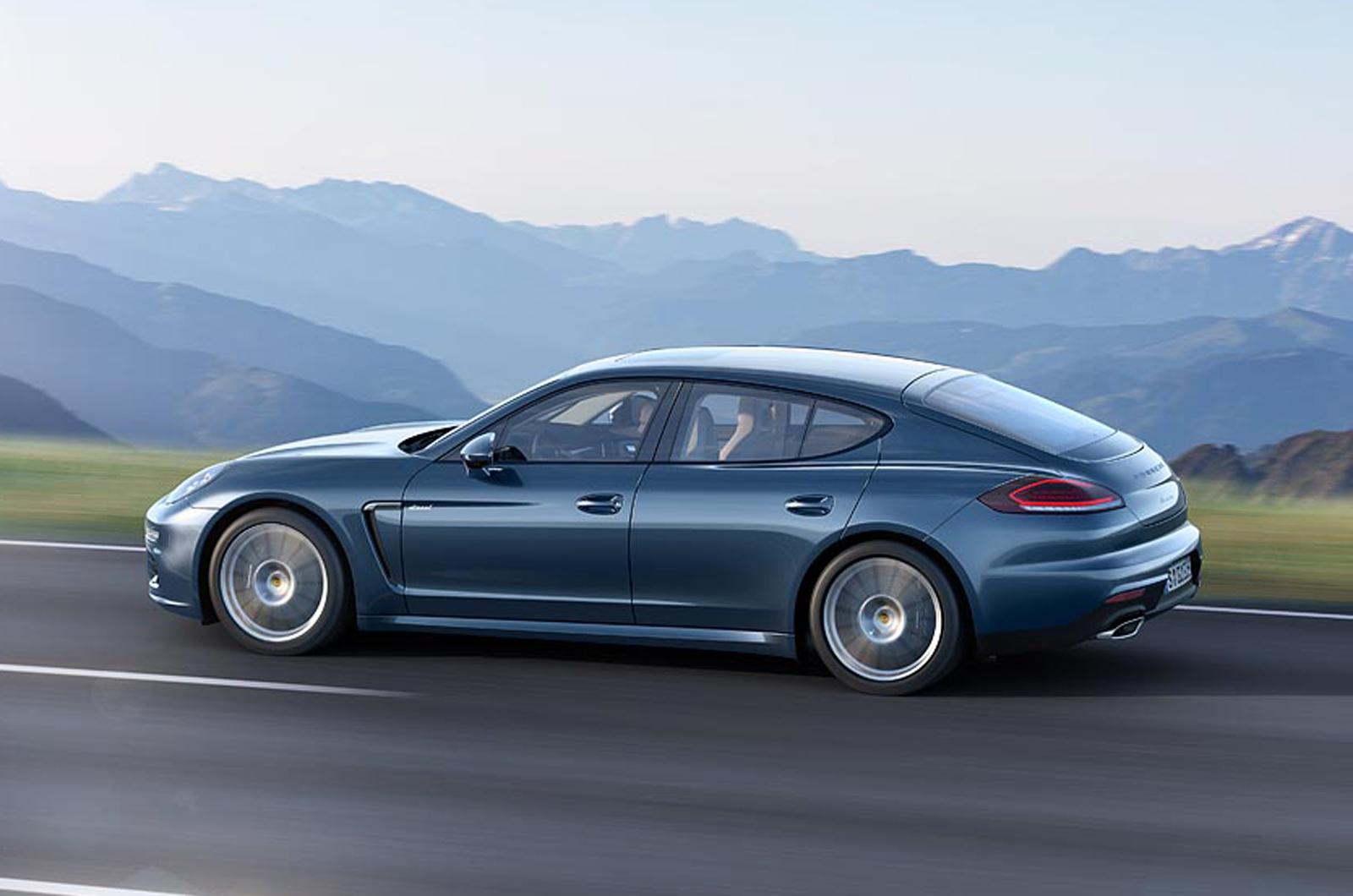 В Porsche определились с будущим Panamera