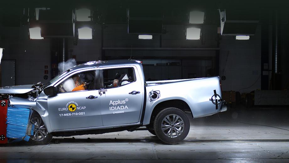 Euro NCAP провела новую серию краш-тестов