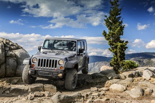 Jeep никогда не продавал так много