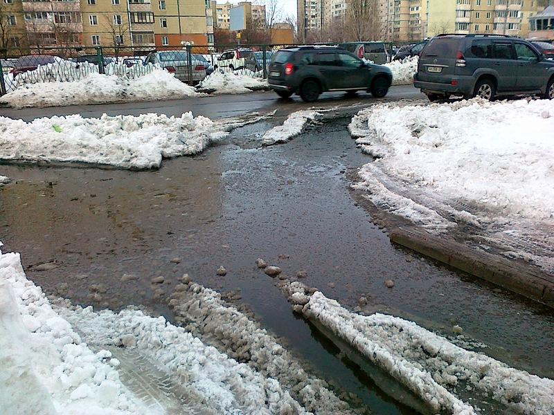 В Киеве назвали места потенциального подтопления