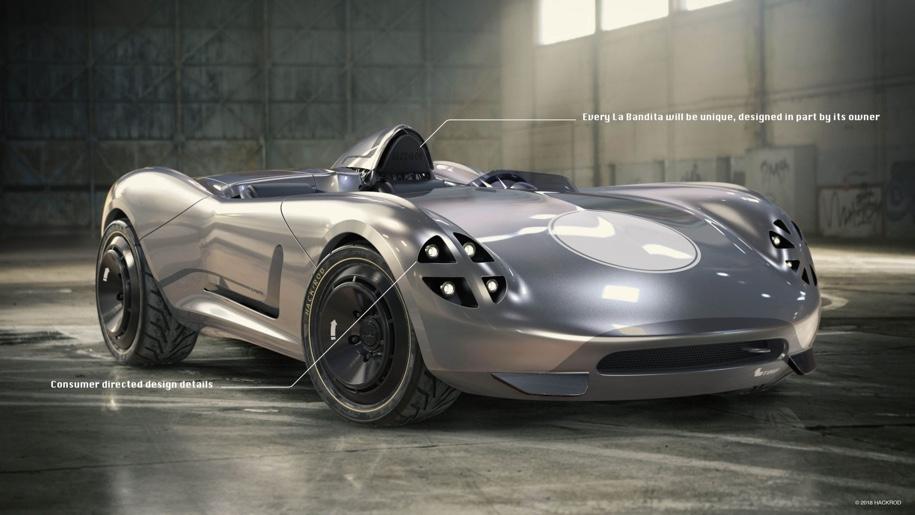 Жителям Америки предложат самостоятельно спроектировать собственный автомобиль