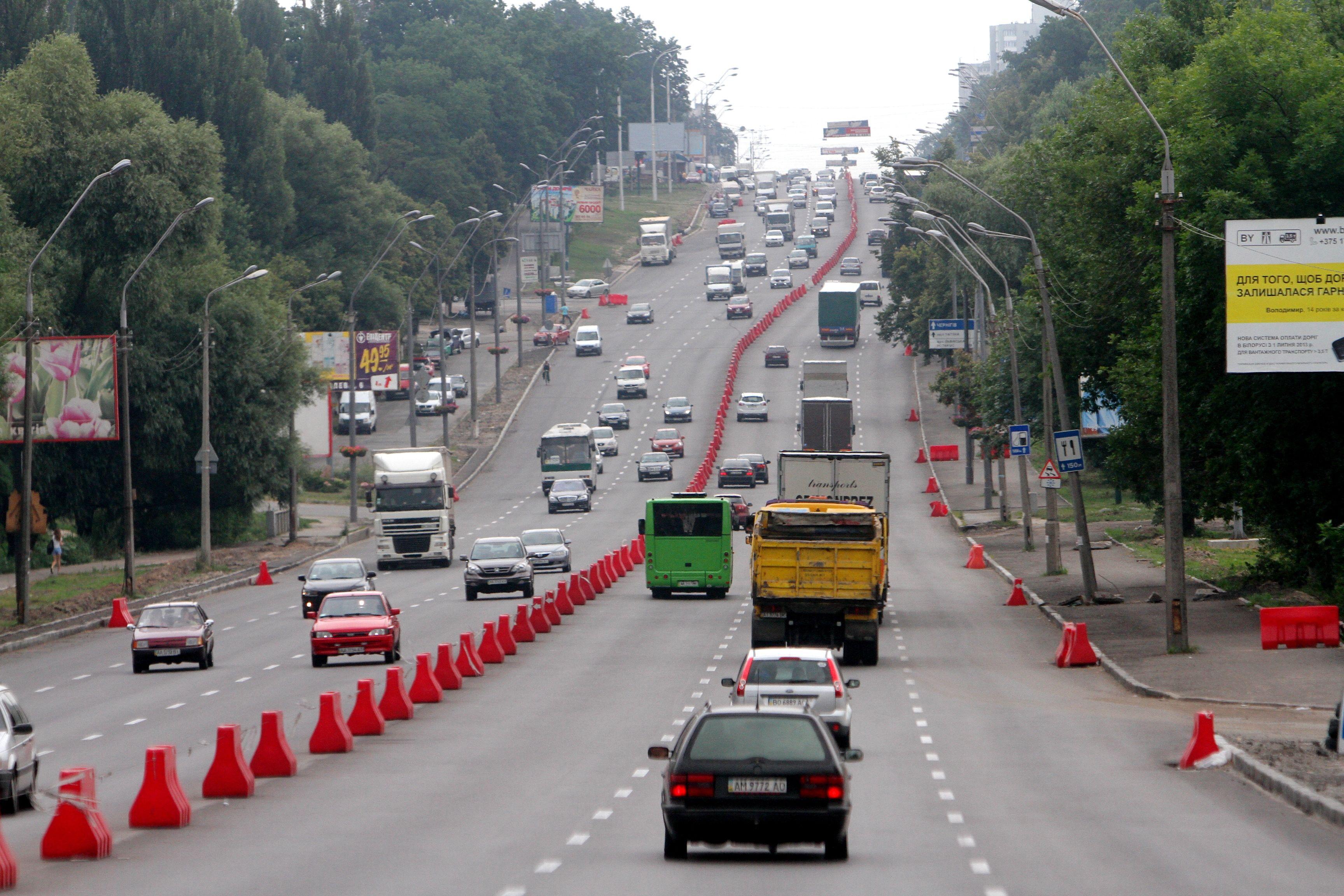 Кабмин утвердил государственную программу повышения безопасности дорожного движения