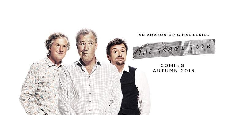 Экс-ведущие Top Gear выбрали название нового шоу на Amazon