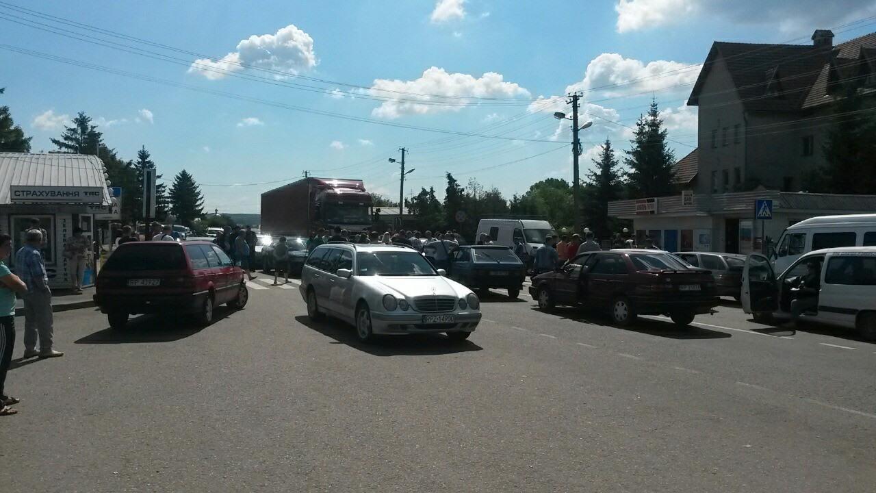 Пункты пропуска на границе с Польшей разблокированы
